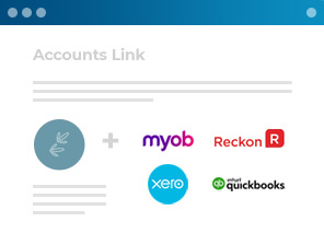CRM Accounts Link