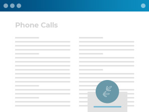 Automatic Call Logging in CRM
