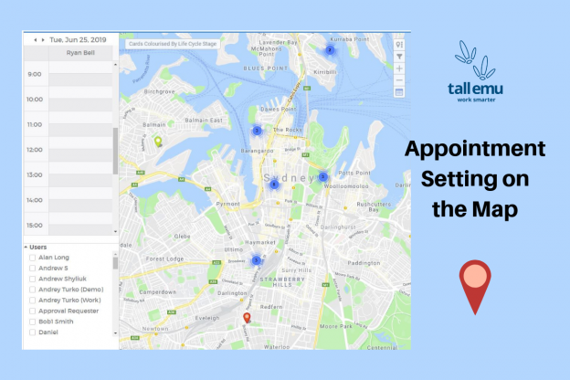 Appointment Setting on Map (1)